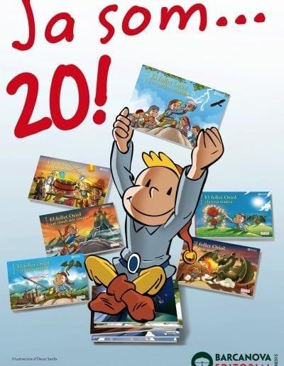 POSTER commemoratiu 20 albums-min