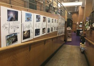 Exposición 20 albums